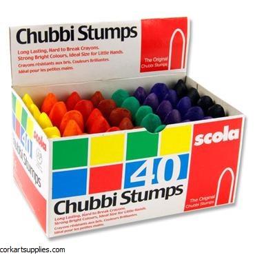 Chubbi Stumps 40 Pack*