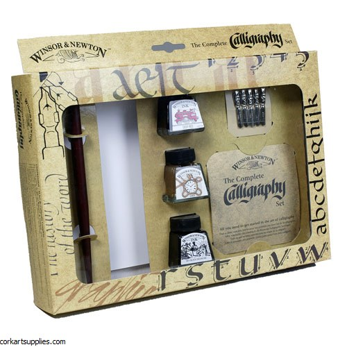 Calligraphy Complete Set W&N