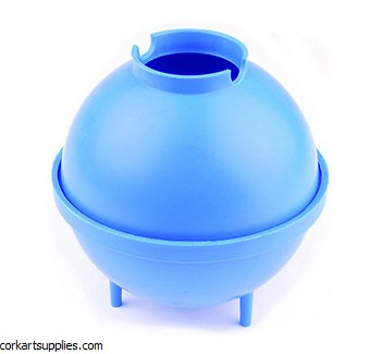 Candle Mould Sphere Ball 75mm