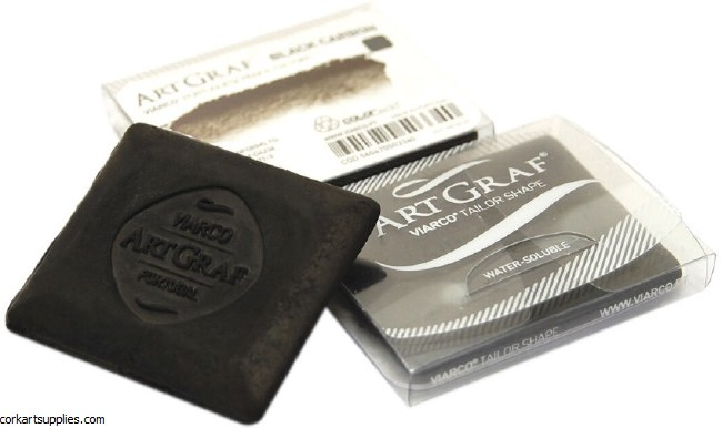 ArtGraf Disc 20g Carbon Water-Soluble Black