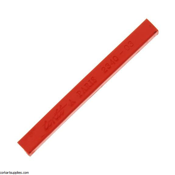 Conté Crayon 03 Vermilion Red
