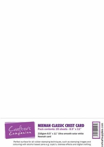 Neenah Crest Card A4 16pk