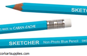 Non Photo Pencils Blue