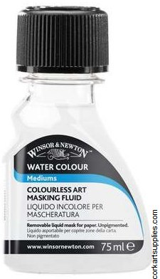 Winsor & Newton 75ml Art Masking Fluid Colourless