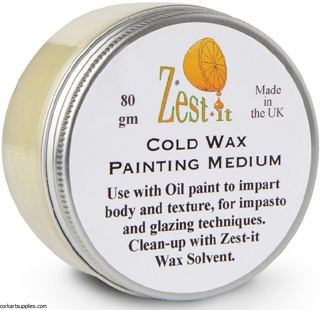 Zest It Cold Wax Medium 80ml
