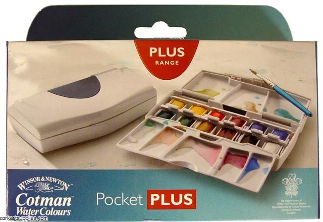 Cotman H/pan Plus