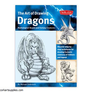 Walter Foster: The Art Of Drawing Dragons
