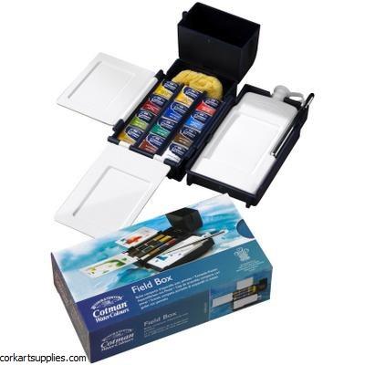 Cotman Watercolour Field Box
