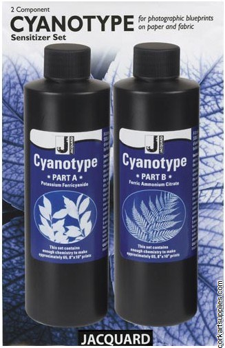 Cyanotype Sensitizer Set 2pk