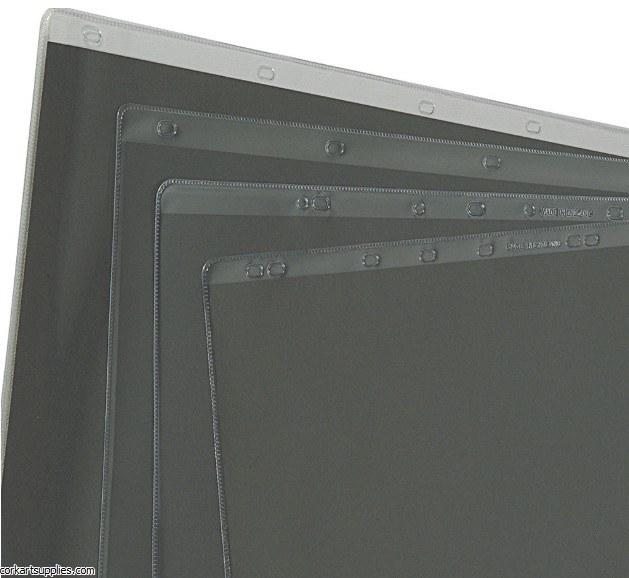 Portfolio Inserts A4