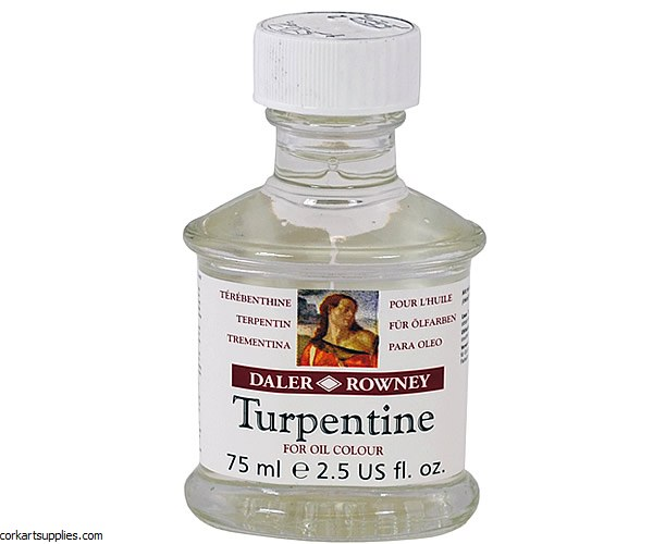 Daler 75ml Turpentine