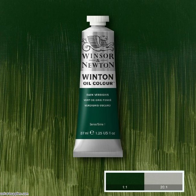 Winton 37ml Dark Verdigris