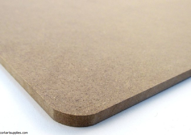 Drawing Board 6mm MDF A1+ Size 870x640mm