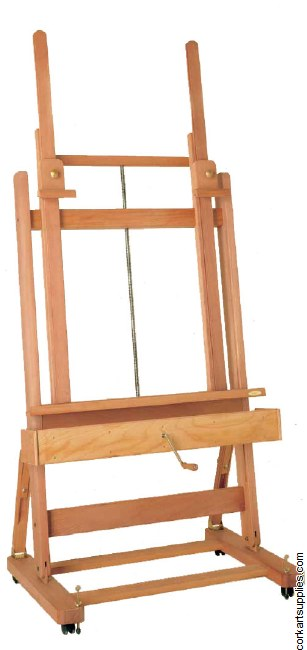 Gallery Double Crank Studio Easel