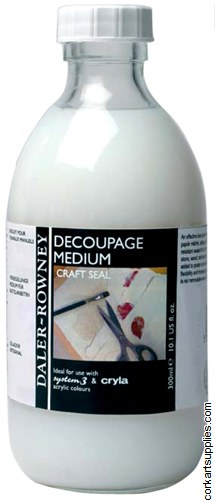 Daler Rowney Decoupage Medium 300ml