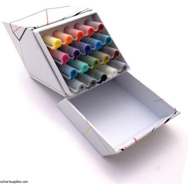 Graphik Line Painter Box 20pk^