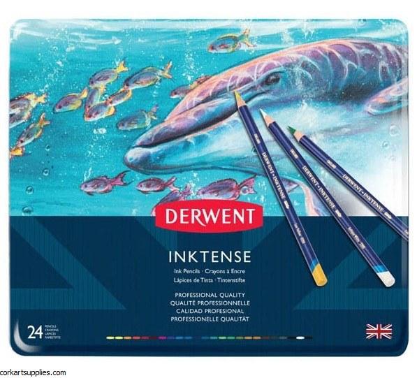 Derwent Inktense Pencils 24pk