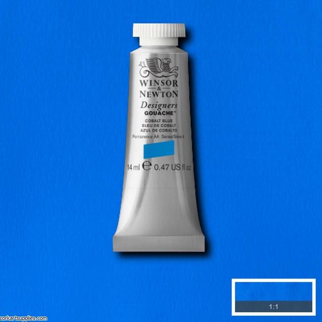 Designer Gouache 14ml Cobalt Blue