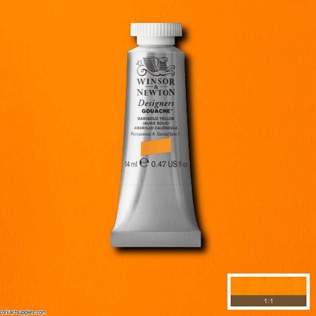 Designer Gouache 14ml Marigold Yellow