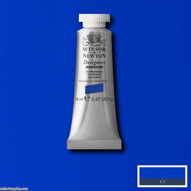 Designer Gouache 14ml Ultramarine