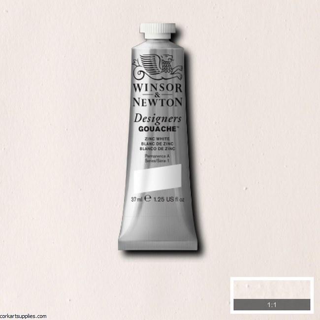 Designer Gouache 14ml Zinc White