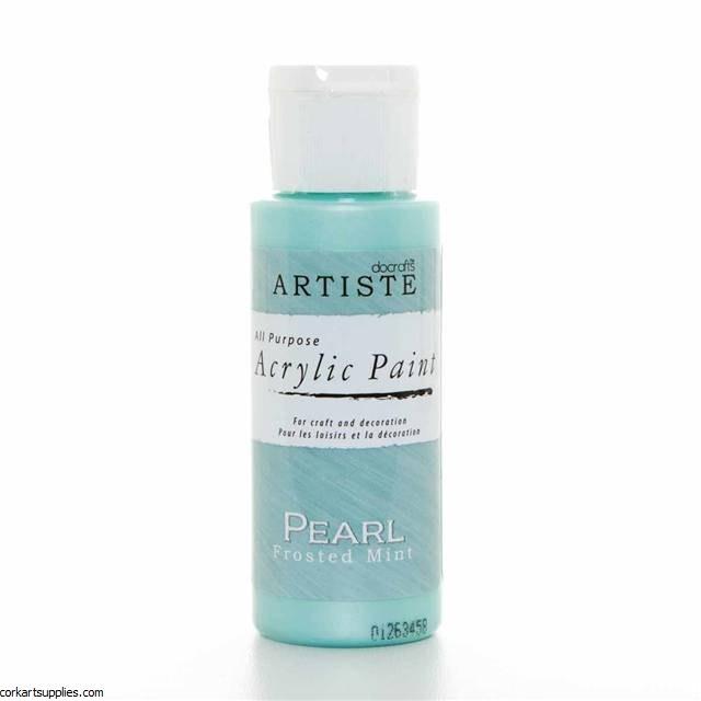 Acrylic 59ml Pearl Frost Mint