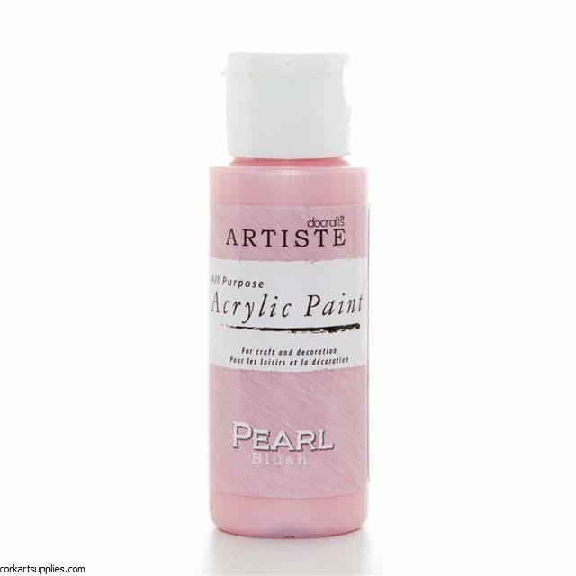 Acrylic 59ml Pearl Blush Pink