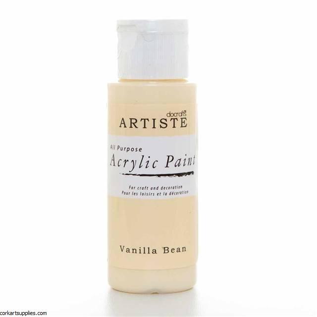 Acrylic 59ml Vanilla Bean