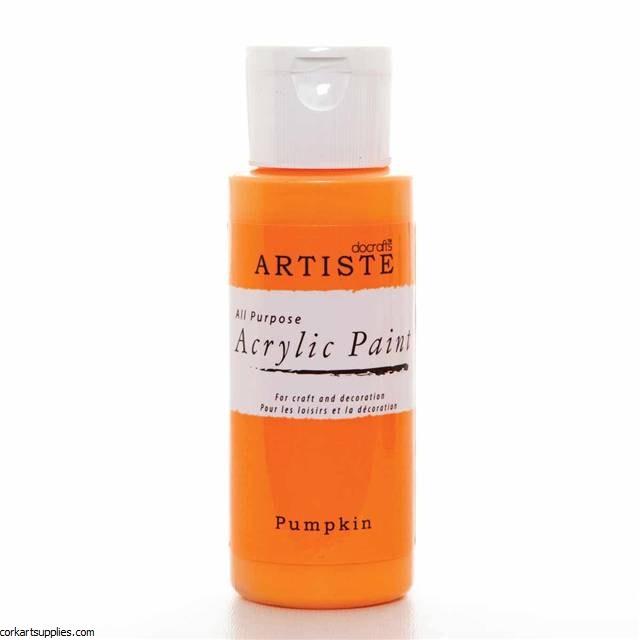 Acrylic 59ml Pumpkin
