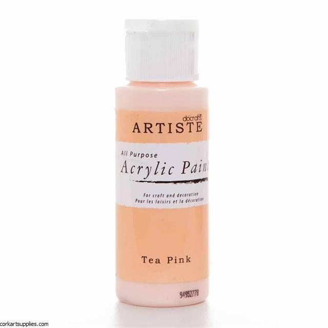 Acrylic 59ml Tea Pink