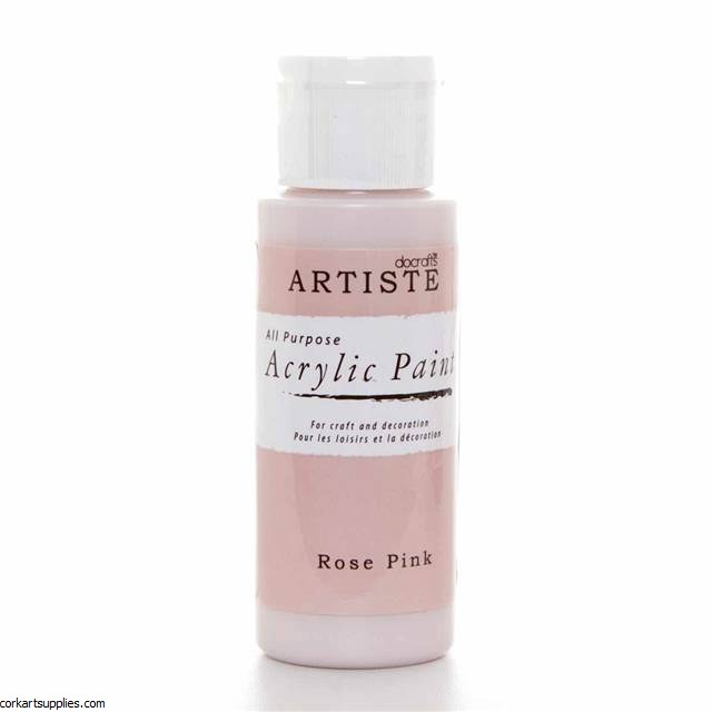 Acrylic 59ml Rose Pink