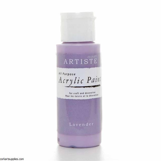 Acrylic 59ml Lavender