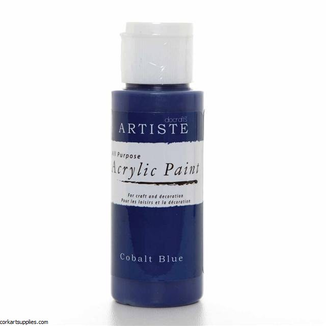 Acrylic 59ml Cobalt Blue