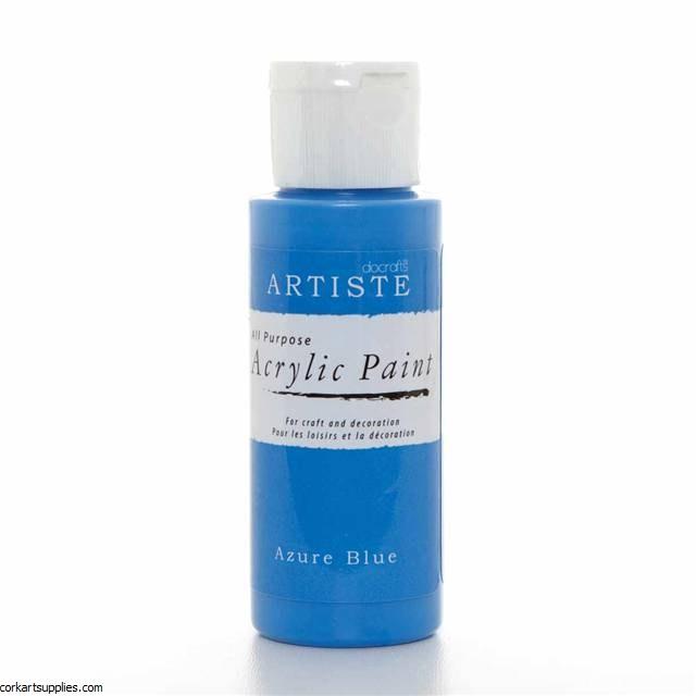 Acrylic 59ml Azure Blue