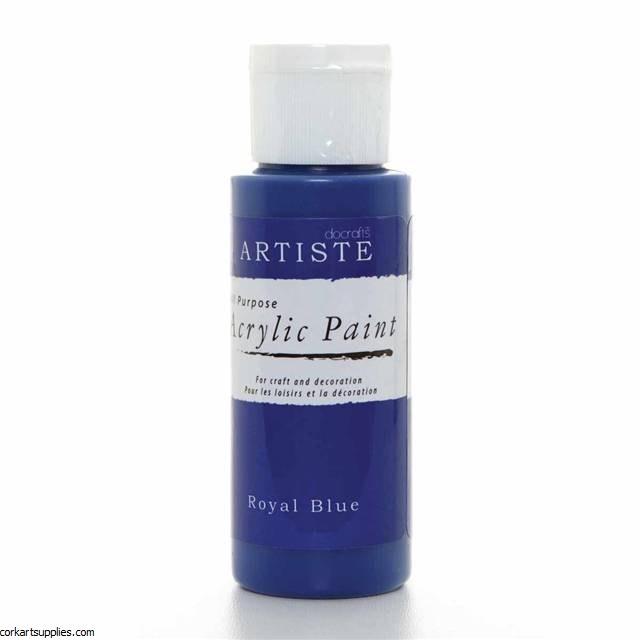 Acrylic 59ml Royal Blue