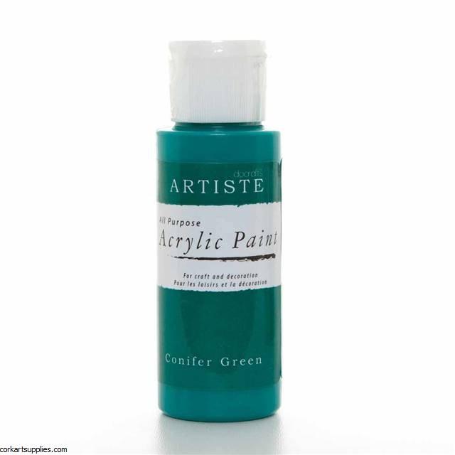 Acrylic 59ml Conifer Green