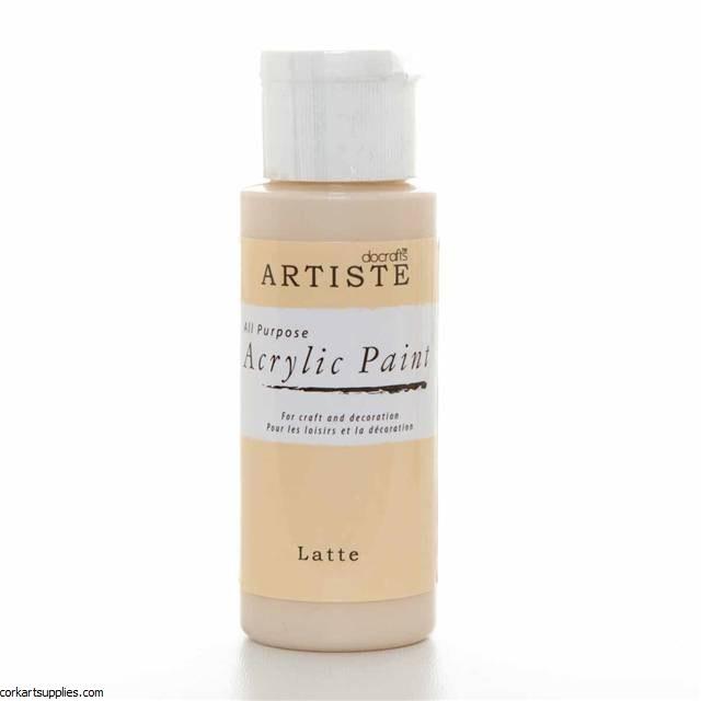 Acrylic 59ml Latte