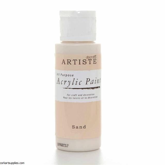 Acrylic 59ml Sand