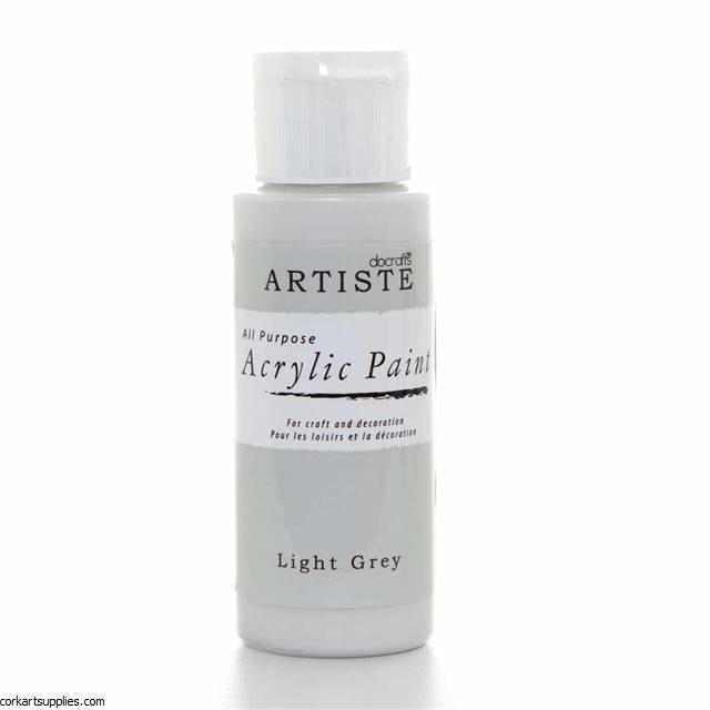 Acrylic 59ml Light Grey