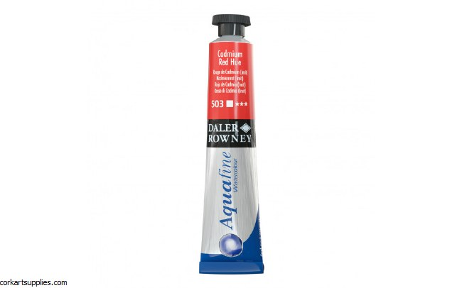 Aquafine 8ml Cadmium Red (Hue)