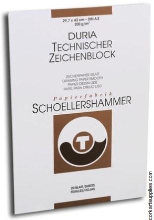Schoellershammer 200gm A3 20s