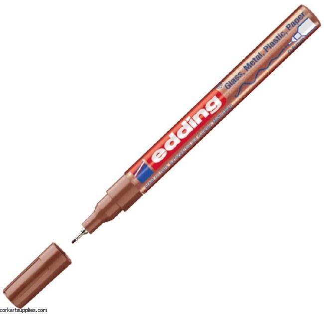 Edding 780 EF 0.8mm Copper
