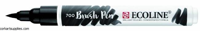 Ecoline Brush Pens Black