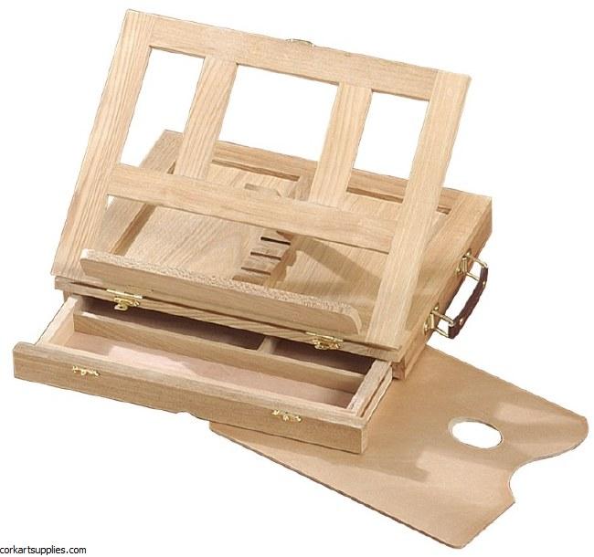 Easel Sketch Box Avon