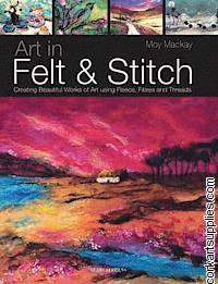 Book Felt & Stitch