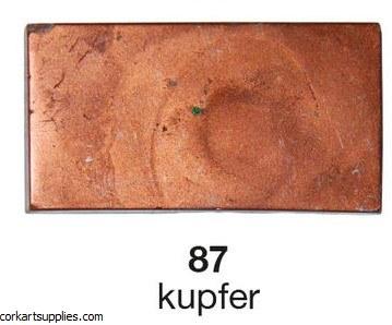 Encaustic 10g Wax Metallic Copper 87