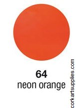 Encaustic 10g Wax Neon Orange 64