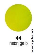 Encaustic 10g Wax Neon Yellow 44