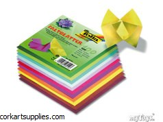Origami 10x10cm 500 Pack Assorted