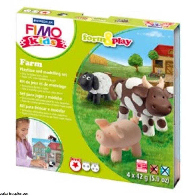 Fimo Play Set Farm^